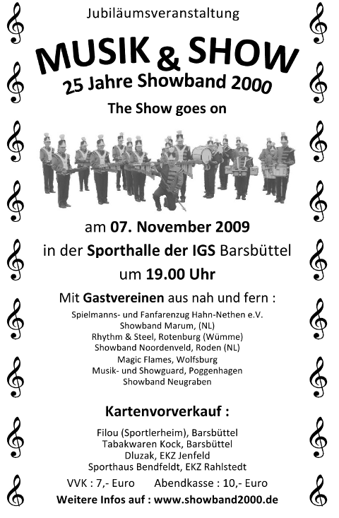 Music and Show